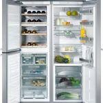 Двухкамерный холодильник Miele KFN 9758 iD-3