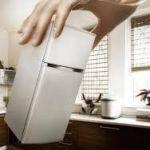 Габариты холодильников