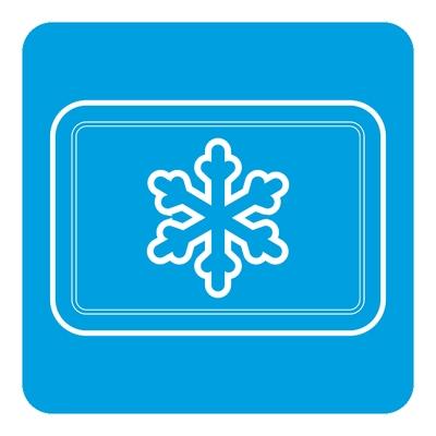 Холодильник Bauknecht KSN 540 A+ IL серии KULT: с сенсорной технологией